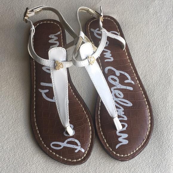 "Sam Edelman Other - Girls sz 4 Sam Edelman sandals, ""Gigi Charm"""
